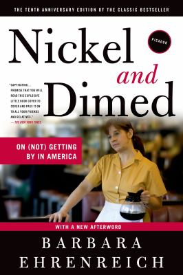 Nickel and Dimed-9780312626686--Ehrenreich, Barbara-Picador